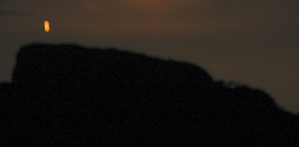 The Enduring Mystery of the Brown Mountain Lights