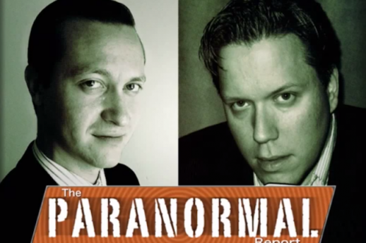 Watch the Paranormal Report each week with Micah Hanks and Jim Harold!