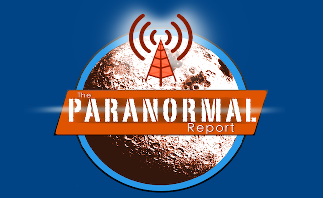 Paranormal Report Icon