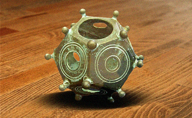 Has The Roman Dodecahedron Mystery Been Solved